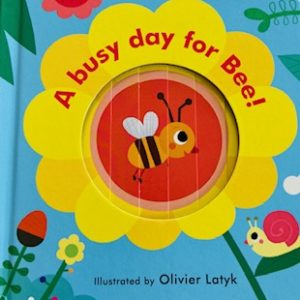 A Busy Day For Bee